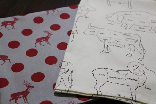 Make Your Own Tea Towels
