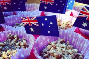 Chocolate Crackles for Australia Day