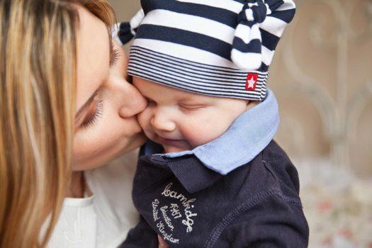 First Moments of Motherhood