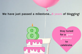 Happy 8 Years of Blogging