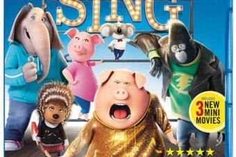 SING DVD and Blu-ray In Stores March 29th!