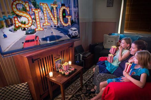SING Movie A Perfect Night In