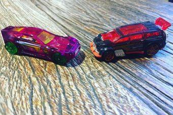 Cars, Trucks and Balls