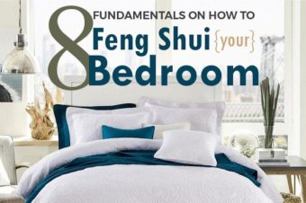 8 Tips to Improve Your Bedroom with Feng Shui