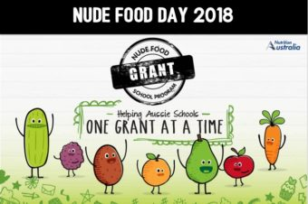 Nude Food Day Ambassador