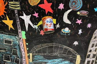 NAN A2 Toddler Milk Drink for Out of this World Adventures