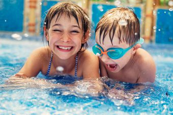WIN 10 Family Passes to Bluefit Aquatic Centres