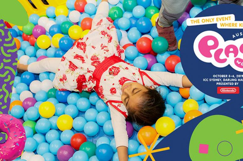 Win 2 Family Passes to PlayWorld Australia…Perfect for the holidays