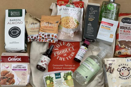 WIN 4 Product of the Year Hampers