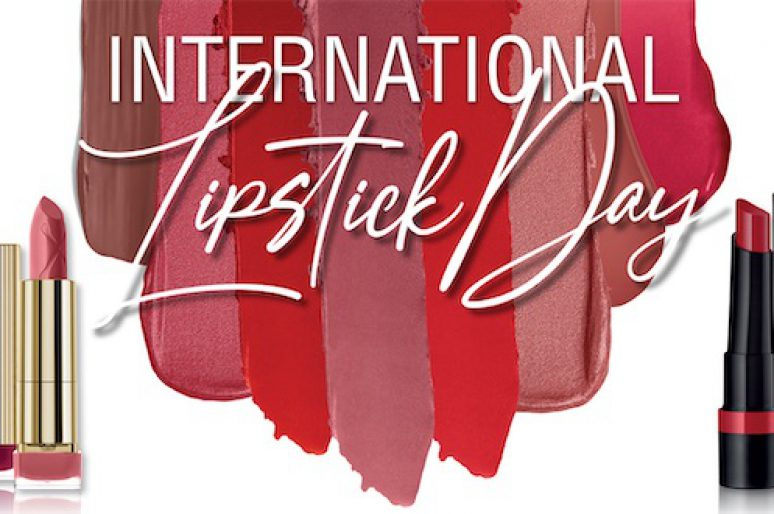 National Lipstick Day