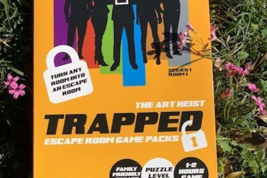 Trapped -The Art Heist