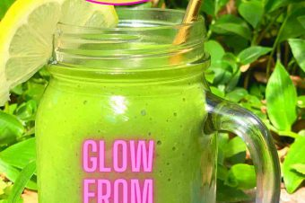 Make Reese Witherspoon's Green Smoothie
